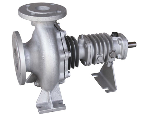 FT Centrifugal pump high temperature thermal oil | Bombas Elias